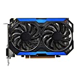 RKRZLB Video Card Graphics Card Fit for GIGABYTE Video Card Original GTX 960 2GB 128Bit GDDR5 Graphics Cards for NVIDIA VGA Cards Geforce GTX960 Hdmi Dvi Game