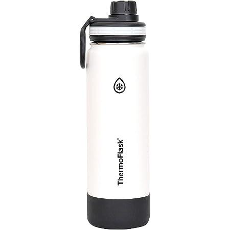 【タケヤ公式】 サーモフラスク 0.7L ホワイト 保冷専用 水筒 ステンレスボトル 直飲み TAKEYA