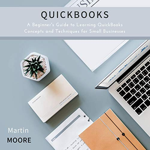 Quickbooks: A Beginner's Guide to Learning QuickBooks Concepts and Techniques for Small Businesses