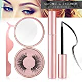 Magnetic Eyeliner With Magnetic Eyelashes, Magnetic Lashliner For Use with Magnetic False Lashes
