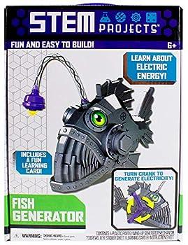 Tara Toys STEM Projects Fish Generator