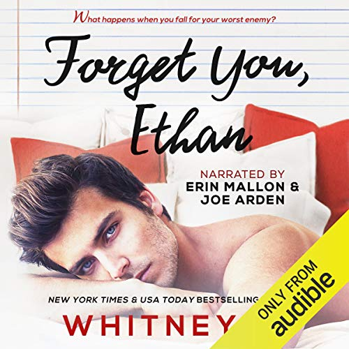 Forget You, Ethan: An Enemies to Lovers Romance cover art