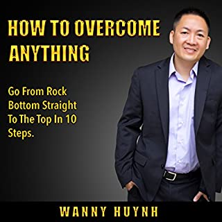 How To Overcome Anything audiobook cover art
