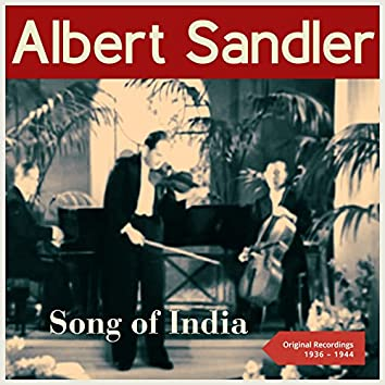 Song of India (Original Recordings 1936 - 1944)