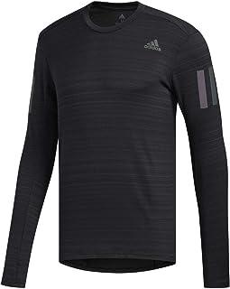 adidas Men's Runr Long Sleeve Tee Short Sleeve