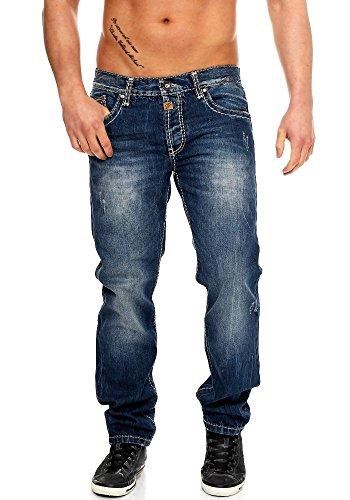 Cipo & Baxx C-0688, Blau, Herren, Jeans & Hosen, Größe W34/L34