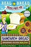 Paleo-Keto Friendly-Grain Free Sandwich Bread Mix 10.2 oz...