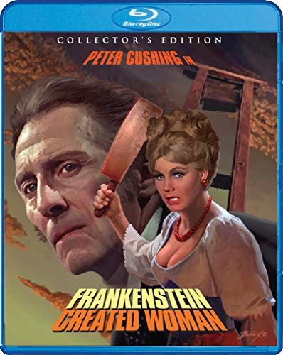 Frankenstein Created Woman [Blu-ray]