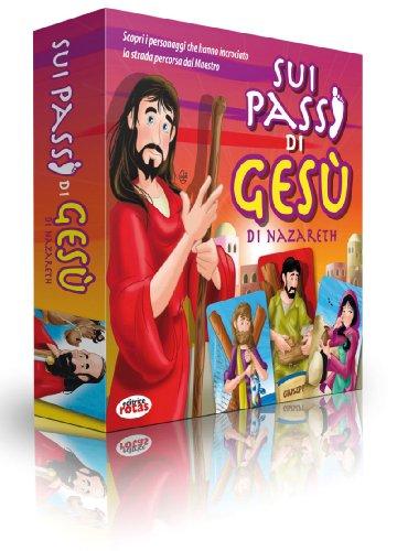 Sui passi di Gesù di Nazareth. Con carte