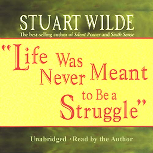 Life Was Never Meant to Be a Struggle Titelbild