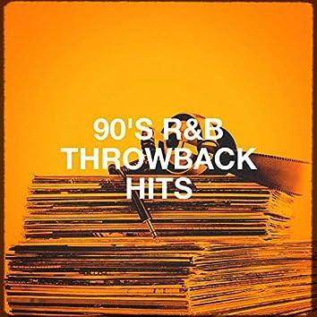 90's R&b Throwback Hits