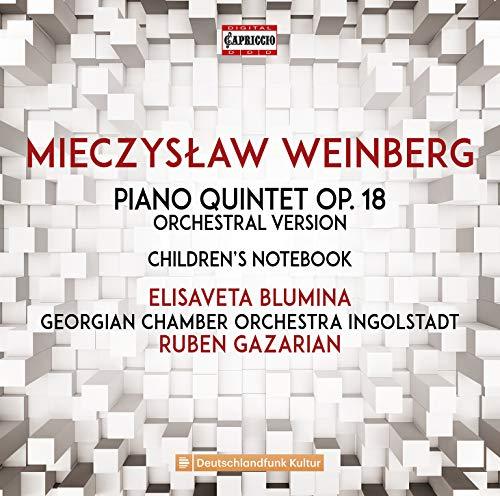 Quintette avec Piano, OP. 18 (Version Orchestrale) -Cahier pour Les Enfants