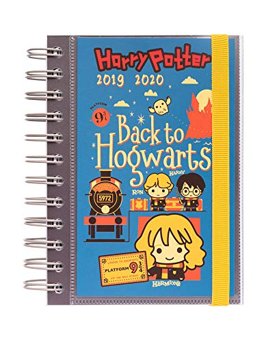 Agenda escolar 2019/2020 día página S Harry Potter