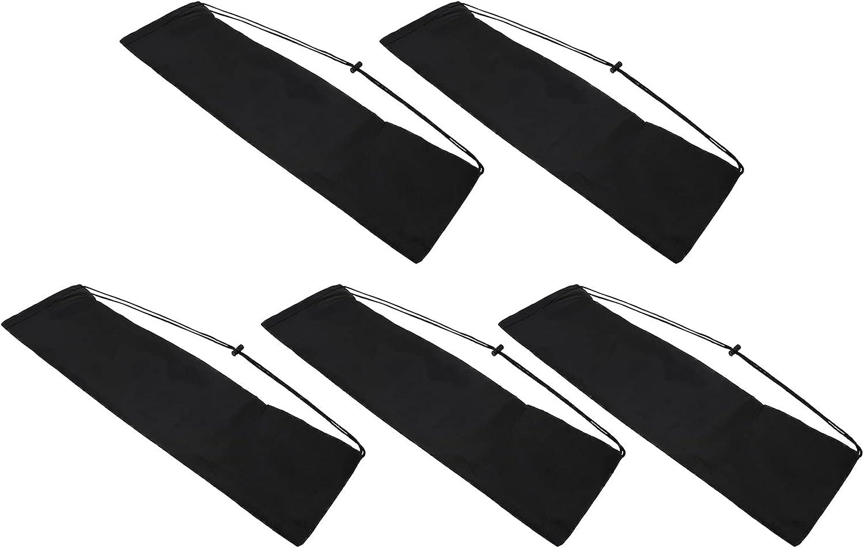 FRCOLOR Oakland Mall Super-cheap 5Pcs Tripod Carrying Case Heavy Bag Duty Padded