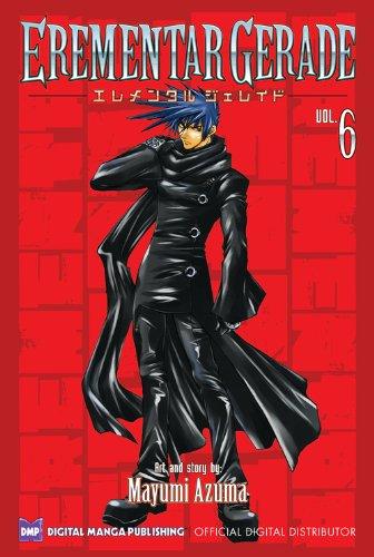 EREMENTAR GERADE Vol. 6 (Shonen Manga) (English Edition)