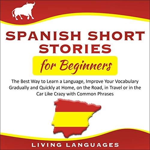 Spanish Short Stories for Beginners cover art