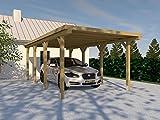 Carport SILVERSTONE XX 300 x 600 cm