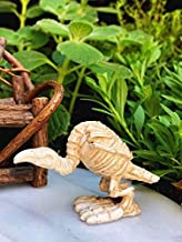 My Fairy Gardens Miniature - Mini HALLOWEEN Buzzard Skeleton Figurine NEW - Mini Dollhouse Supply Expressions