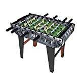 Minigols Real Madrid Foosball Table with 11 Real Madrid Figures and 11...