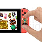 Compatible For NFC Tag Game Cards for Animal Crossing New Horizons Game Rare Villager Amiibo Cards of the Wild Switch/Wii U - 24 PCS Mini Amiibo Cards with Crystal Case 1.25*0.85*0.05 inches