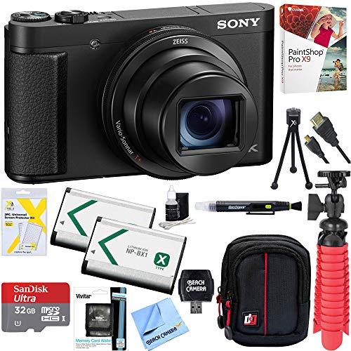 Sony Cyber-Shot DSC-HX99 High Zoom 4K Camera +...