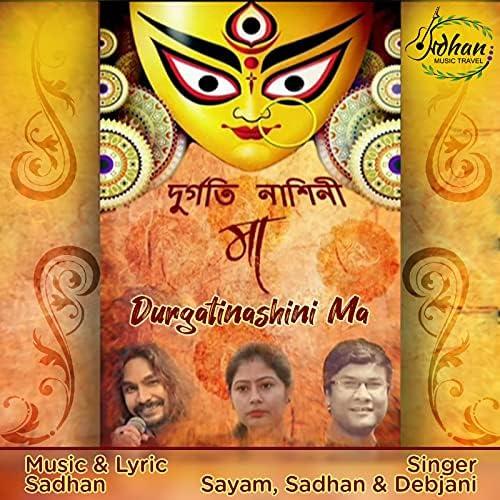 Sayam, Sadhan & Debjani