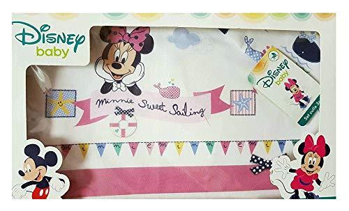 Disney Minnie Set 3 pièces pour bébé (motif 2)