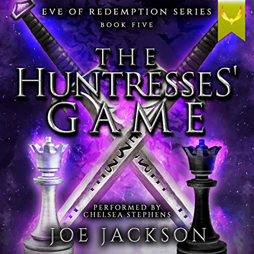 The Huntresses' Game cover art