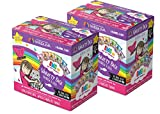 Weruva BFF OMG Rainbow A Gogo Variety Pack Cat Food, 3 Ounce Pouches (24 Pouches Total)