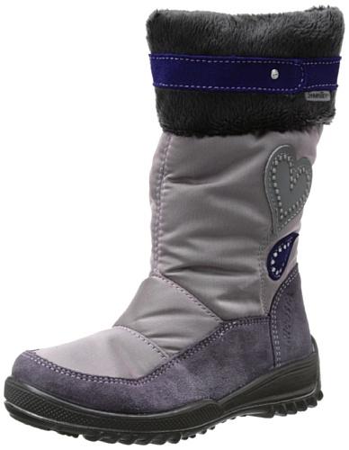 Ricosta RANKI(M) 9021700, Mädchen, Violett (amethyst/purple 347), EU 27