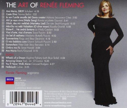The Art Of Renee Fleming (Ebben? Ne Andrò Lontana,O Mio Babbino Caro