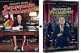 Benvenuto Presidente / Bentornato Presidente - (2 Film DVD) Edizione Italiana