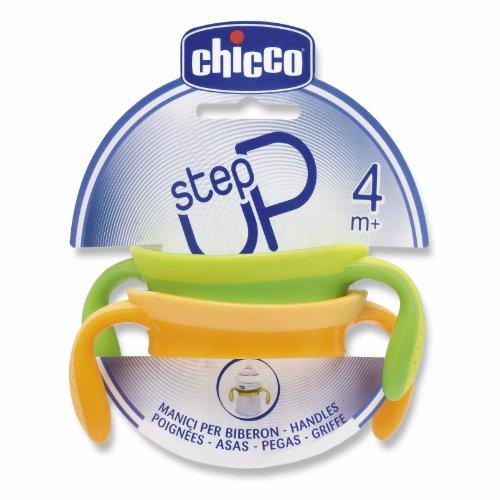 Chicco Accessoire Pour Biberon Poignées Step Up Unisexe Vert/Jaune