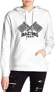 Women Racing Team Classic Drawstring Sweatshirt