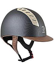 HORKA Seguridad Casco de equitación Flecha Carbono
