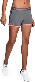 Under Armour Women's HeatGear Armour 2-in-1 Shorts