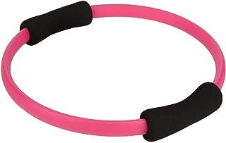 Kaemma Masaje en Bucle Pilates Ring Magic Circle Dual Grip Artículos Deportivos Pilates Yoga Ring Body Bajar de Peso Ejercicio Fitness Equipment