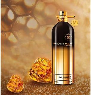 So Amber by Montale Eau De Parfum 3.3 Oz Spray