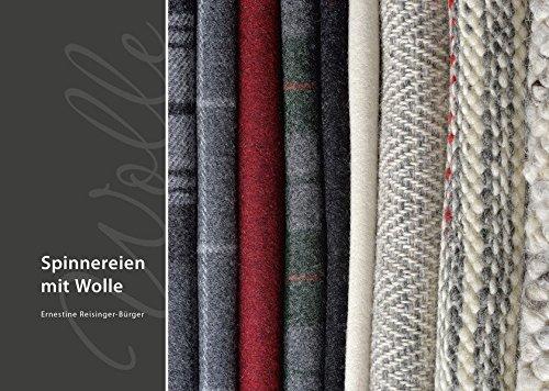 Wolle: Spinnereien mit Wolle