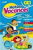 Cahier de vacances du CE1 vers le CE2 (Hatier Vacances Primaire) - Format Kindle - 3,49 €