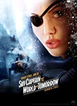 Sky Captain and The World Of Tomorrow Single-Sided Mini Poster 11X17 Angelina Jolie