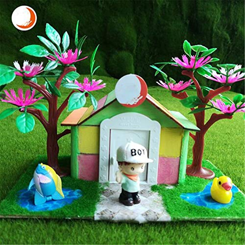 BABIFIS - Blocs de Construction éducatifs pour Enfants - Hutte de Bricolage - pour garçons et Filles - Urban - Jouets éducatifs