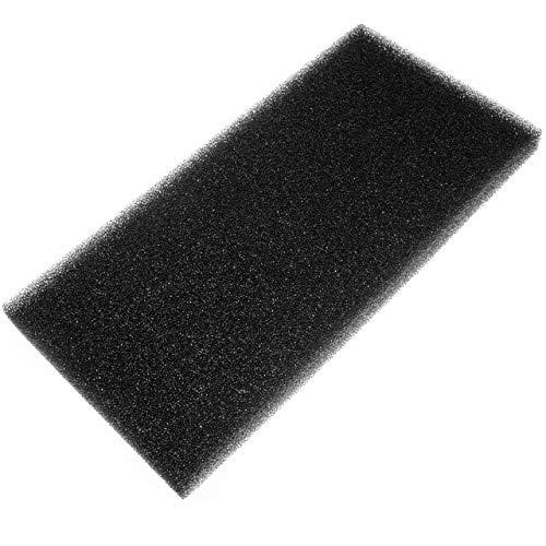 vhbw Filtro (filtro de espuma) sustituido Gorenje/Panasonic 429410, ANH-628504, D9866E, SP-13 para secadoras de ropa, filtro de repuesto