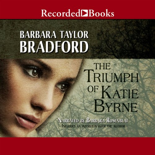 The Triumph of Katie Byrne cover art