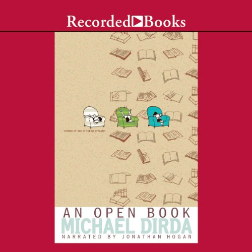 An Open Book cover art