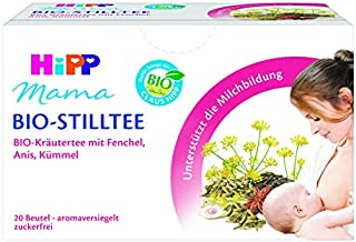 Hipp 喜宝妈妈Bio哺乳茶,6盒装(6 x 30克)