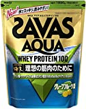 ザバス アクアホエイプロテイン100 グレープフルーツ風味(90食分) 1890g