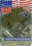Hasbro GI Joe Modern Anti Tank Specialist Mission Weapons & Gear Set for 12' Figures