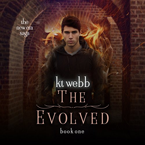 The Evolved audiobook cover art