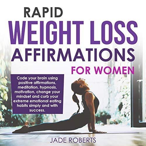 Rapid Weight Loss Affirmations for Women cover art